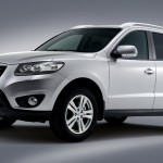 Hyundai Santa Fe 2011 portada
