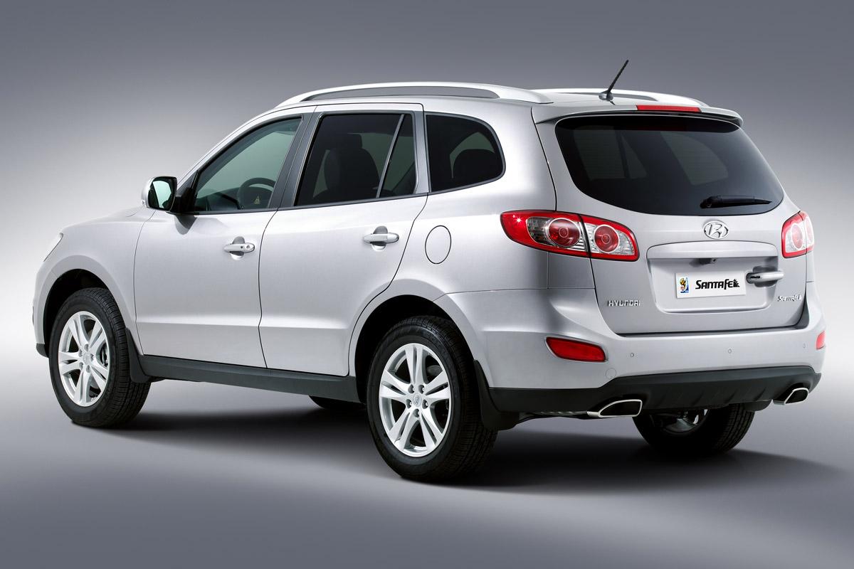2016 Hyundai Santa Fe >> Hyundai Santa Fe 2011: precios, motores, equipamientos