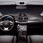 Lexus CT 200h 2011 salpicadero