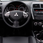 Mitsubishi ASX 2010 salpicadero