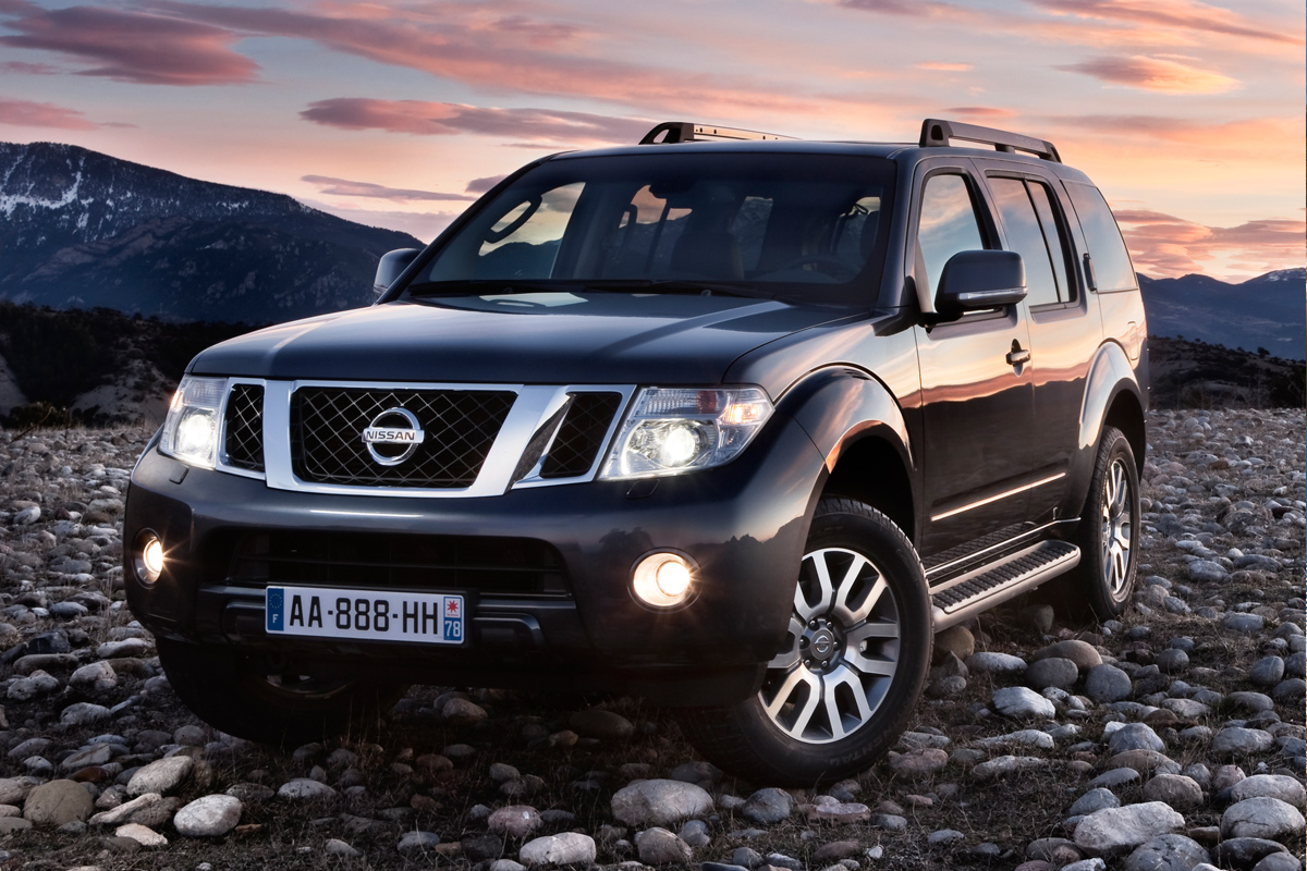 Llega La Actualizaci 243 N Del Nissan Pathfinder