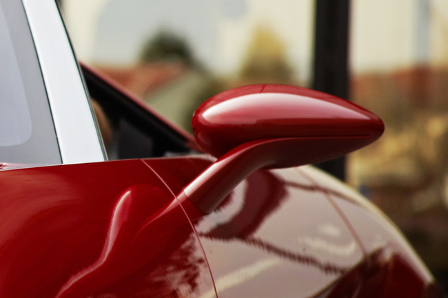 Pininfarina 2uettottanta espejo
