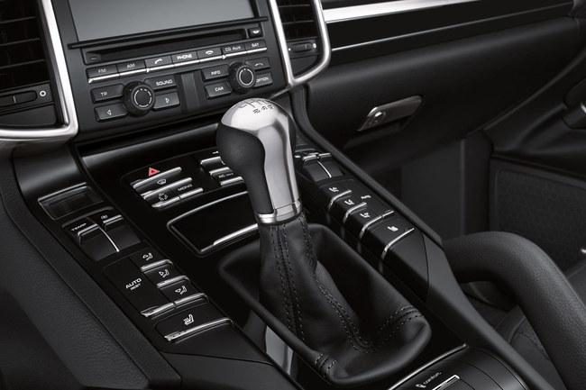 Porsche Cayenne palanca de cambios