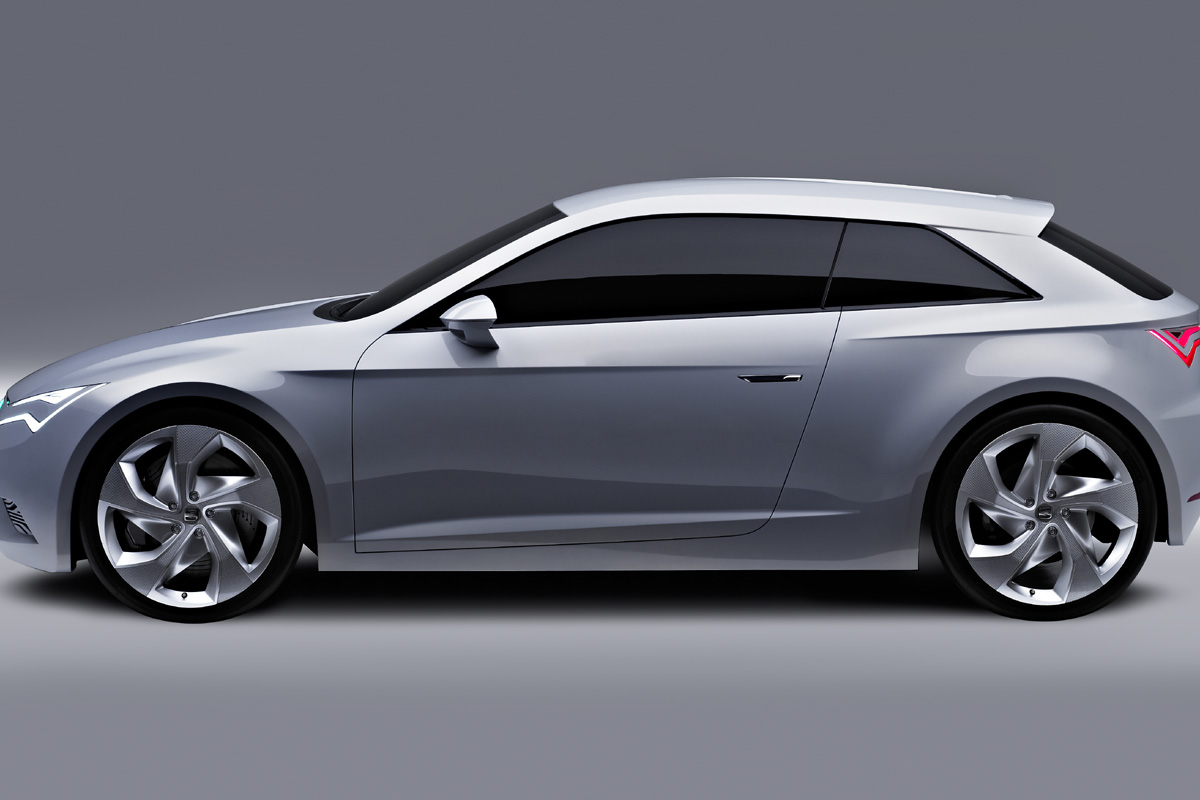 SEAT IBE Concept lateral