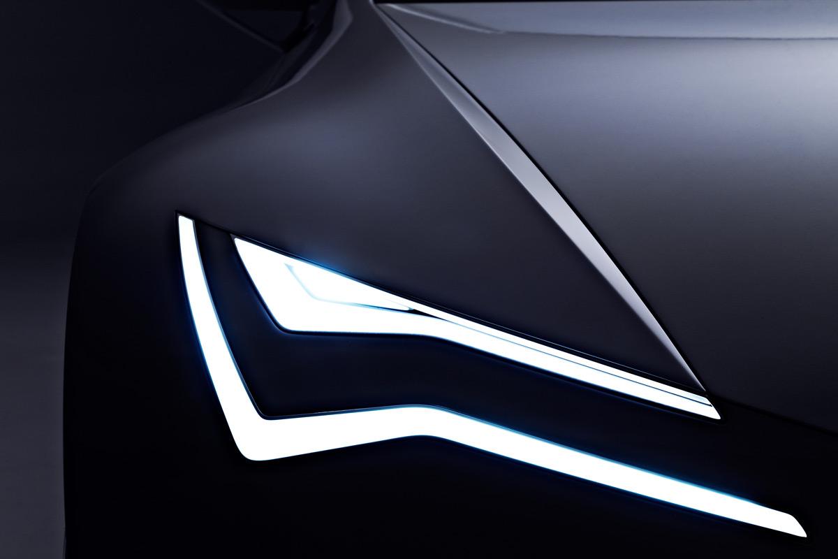 SEAT IBE Concept faro