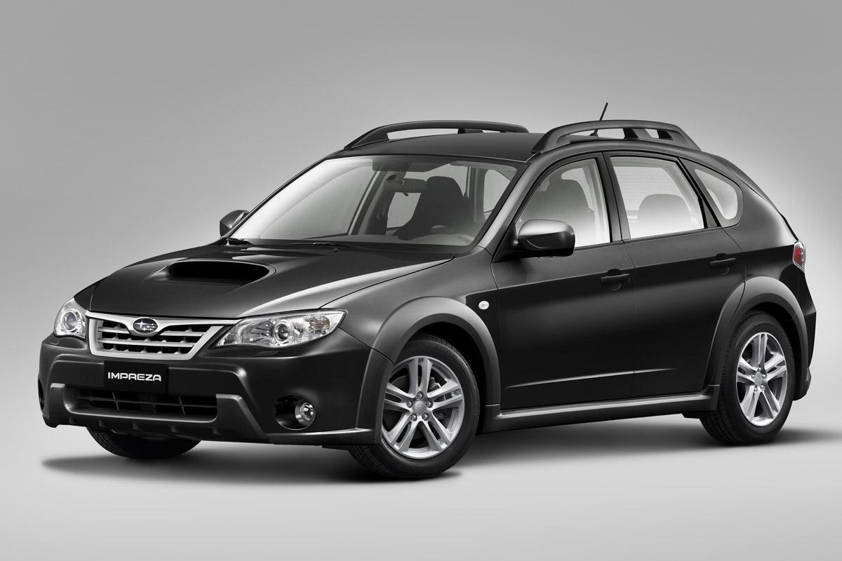 Subaru Impreza XV, un aspecto diferente