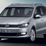 Volkswagen Sharan frontal