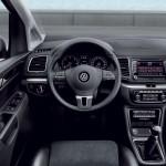Volkswagen Sharan salpicadero