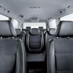 Volkswagen Sharan asientos