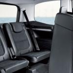 Volkswagen Sharan asientos traseros