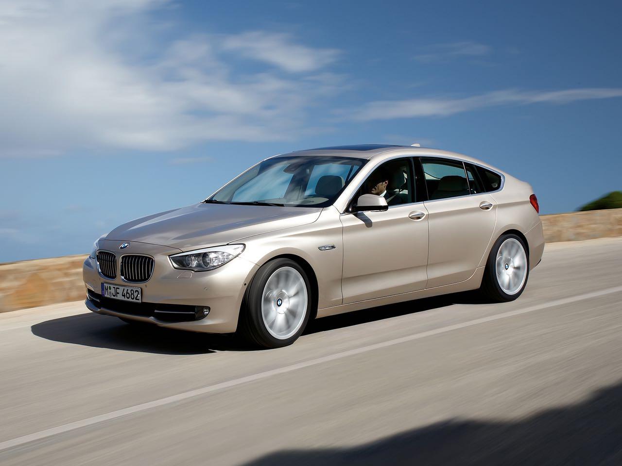 BMW Serie 5 Gran Turismo 2010