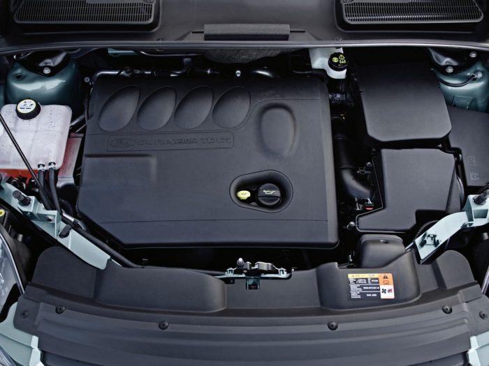 Ford Kuga 2008 motor diesel