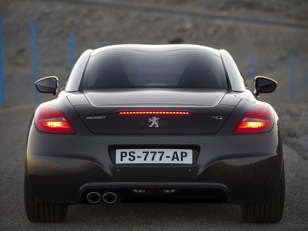 Peugeot RZC 2010