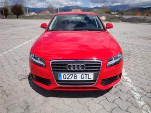 Frontal del Audi A4