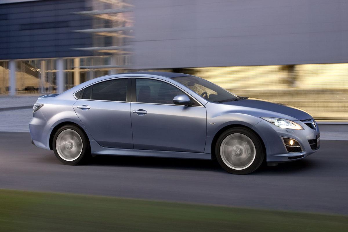 Mazda6 lateral