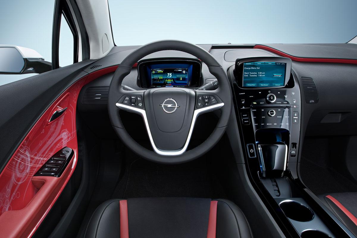 Prototipo Opel Ampera