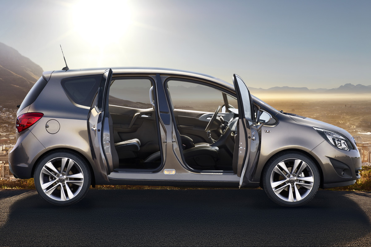 Opel Meriva puertas