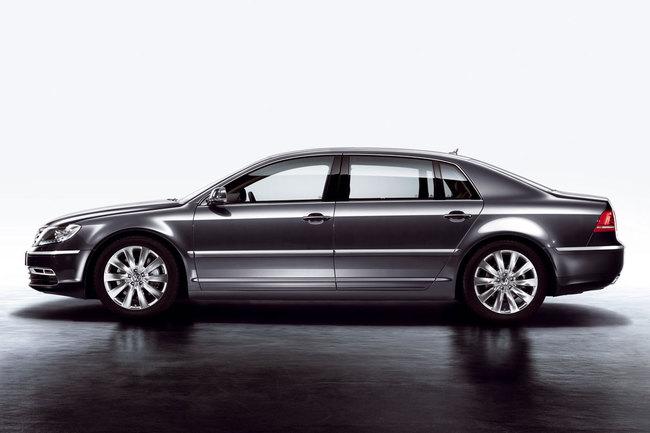 Volkswagen Phaeton lateral