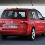 Volkswagen Touran 2010 vista trasera