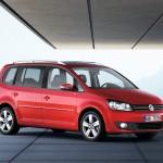 Volkswagen Touran 2010 vista estático