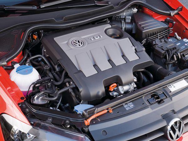 Motor Volkswagen Polo