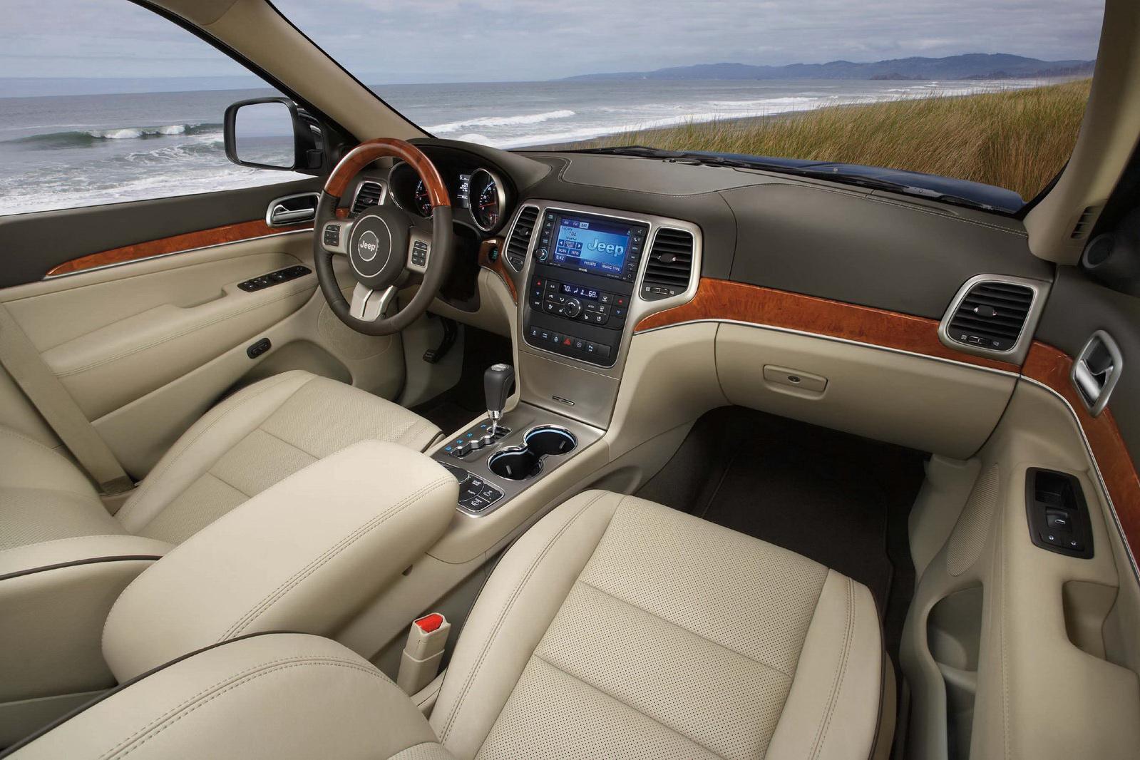 2007 Jeep Grand Cherokee Laredo >> Más fotos del nuevo Jeep Grand Cherokee