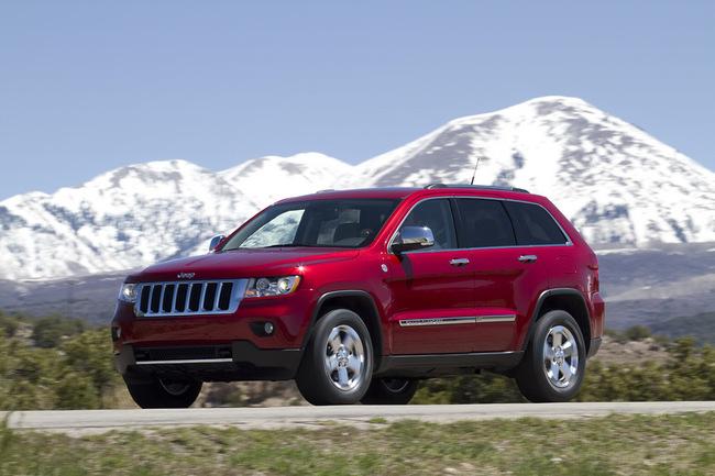 Nuevo Jeep Grand Cherokee 2011