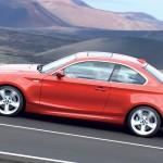 BMW Serie 1 Coupé vista lateral