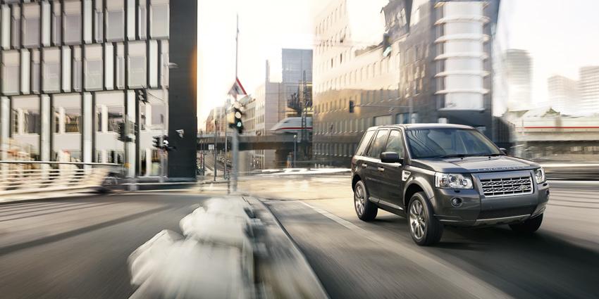 Land Rover Freelander 2 Belgravia