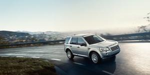 Lanzamiento del Land Rover Freelander 2 Belgravia