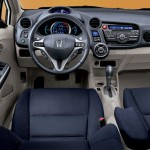 Honda Insight 2010 vista del salpicadero