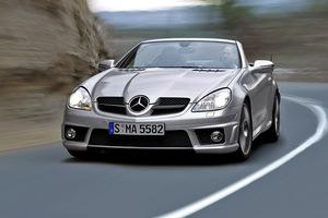 Mercedes-Benz Clase SLK 55 AMG