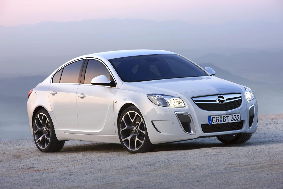 Opel Insignia OPC estático