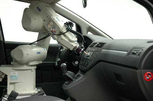 Robotized Unit for Tactility and Haptics (UK)