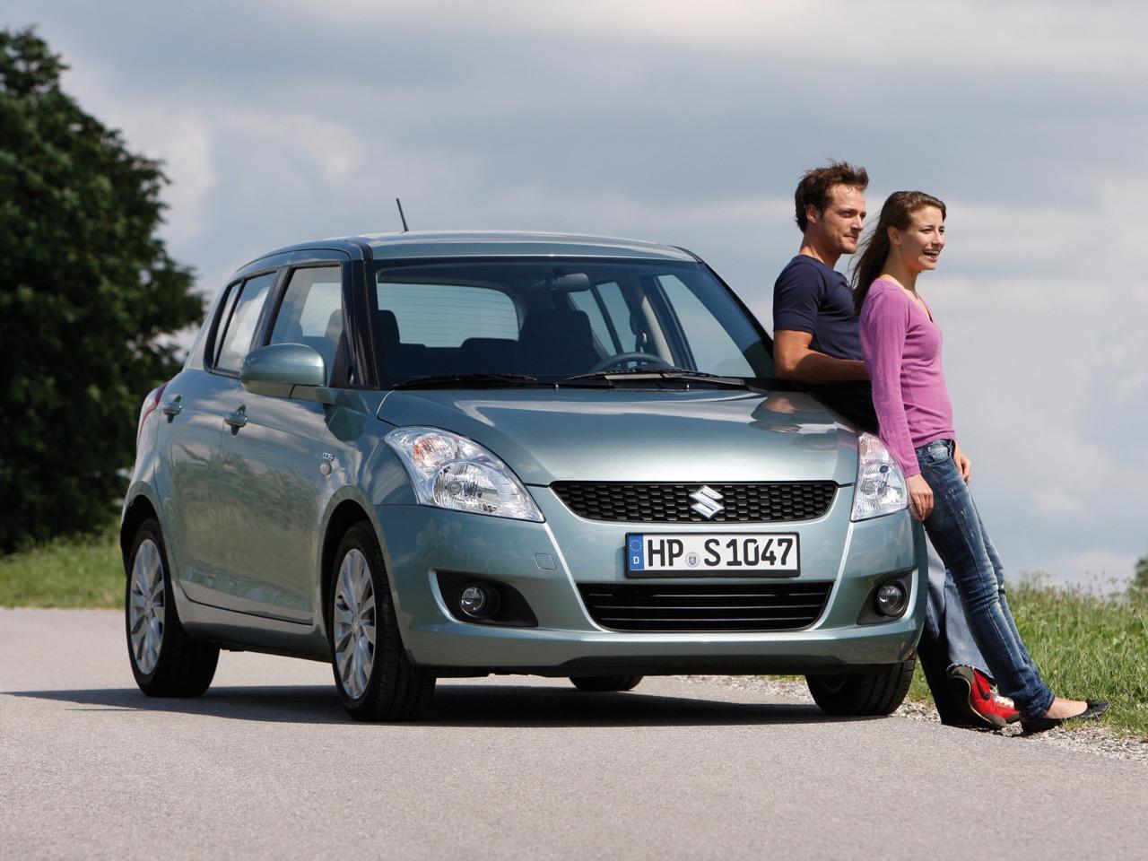 Suzuki Swift 2010 – 10