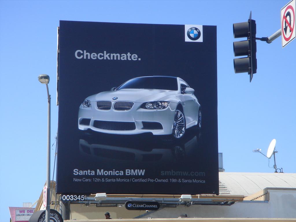 BMW M3, jaquemate