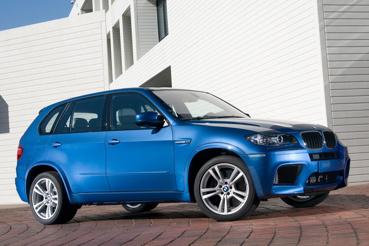 BMW X5 estático
