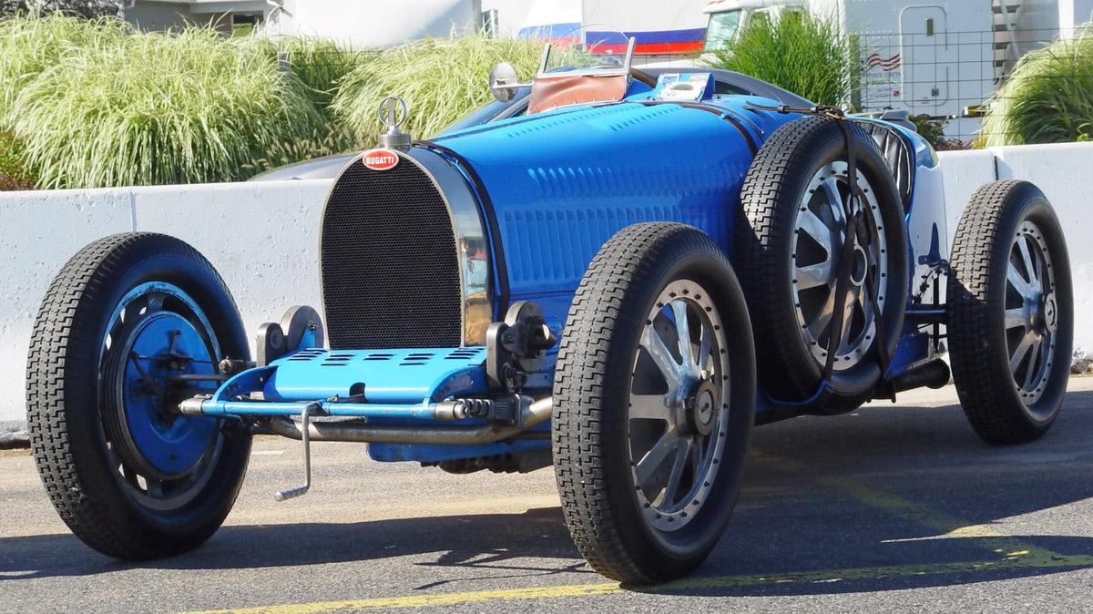Bugatti T-35 un clásico de las carreras