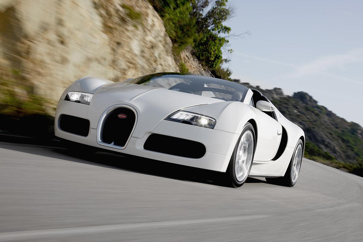 Bugatti Veyron 16.4 Grand Sport acción