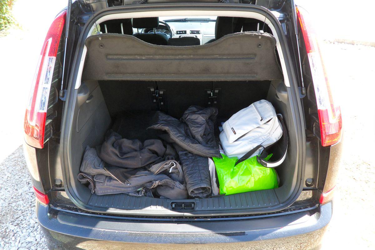 Ford Raptor Interior >> Probamos el Ford C-MAX 2.0 TDci Titanium