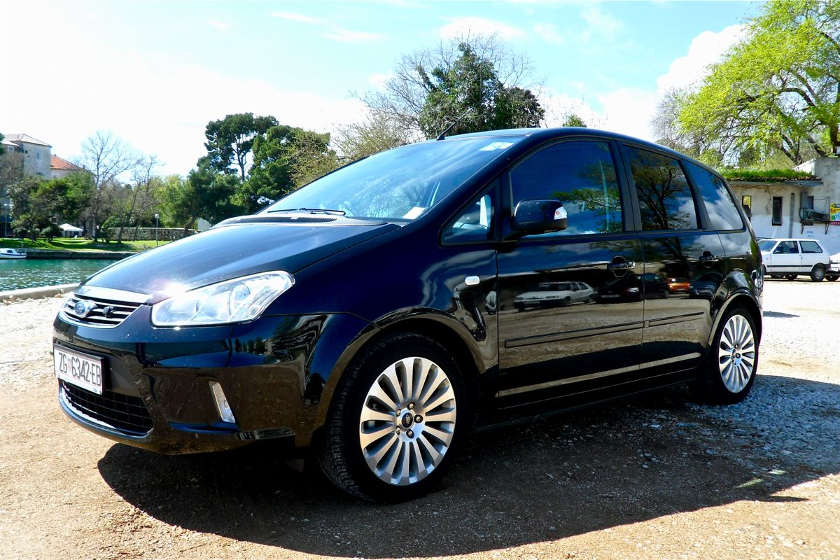 2010 Ford C MAX photo - 3