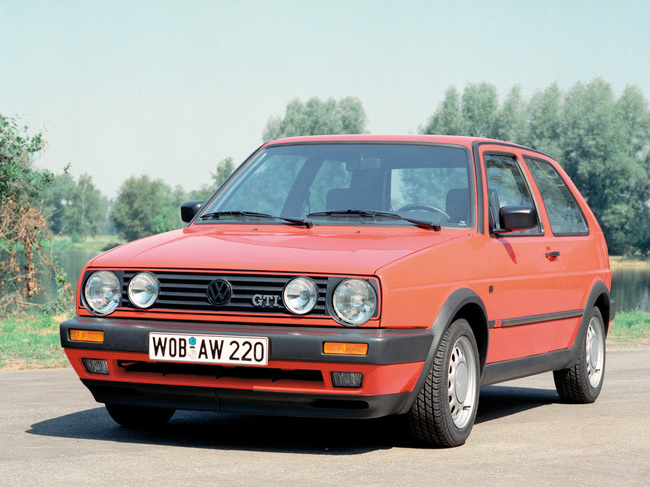 Vollswagen Golf GTI II