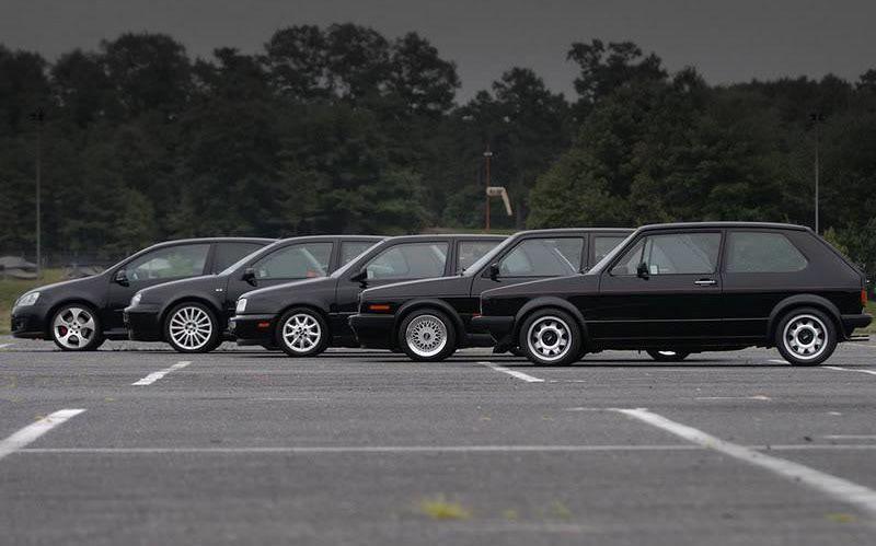 Volkswagen Golf Gti Tres D 233 Cadas De Anuncios