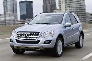 Mercedes Benz Clase ML 450 HYBRID