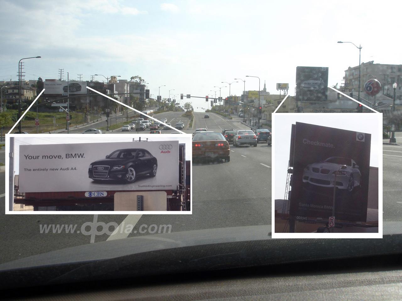 Ambos anuncios