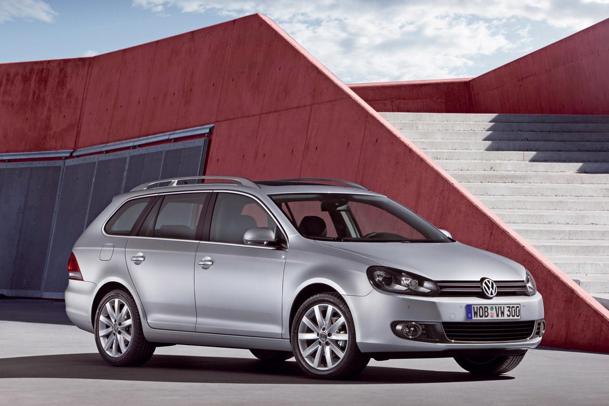Volkswagen Golf Variant estático