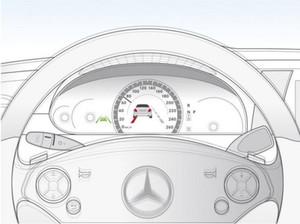 El nuevo sistema de seguridad del Mercedes CL