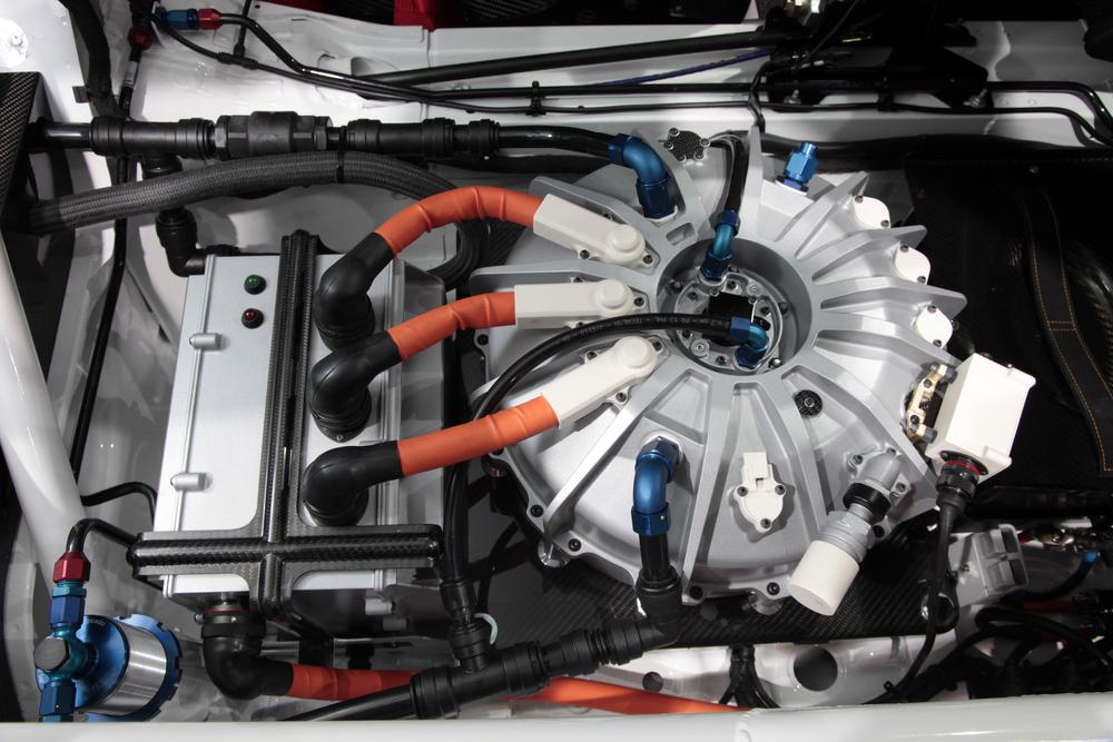 Honda Accord Electric Car Conversion