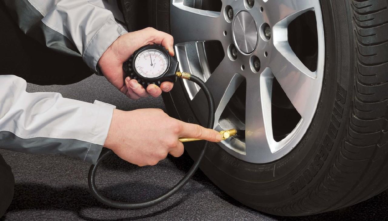 Presión de los neumáticos en x5