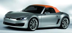 Volkswagen Blue Sport